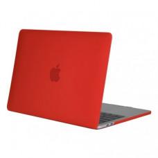 """Чехол для MacBook Pro 13"""" Crystal Red"""