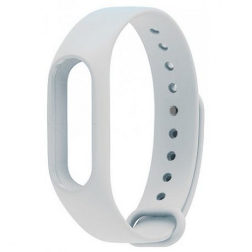 Купить Ремешок для фитнес-трекера Xiaomi Mi Band 2 White