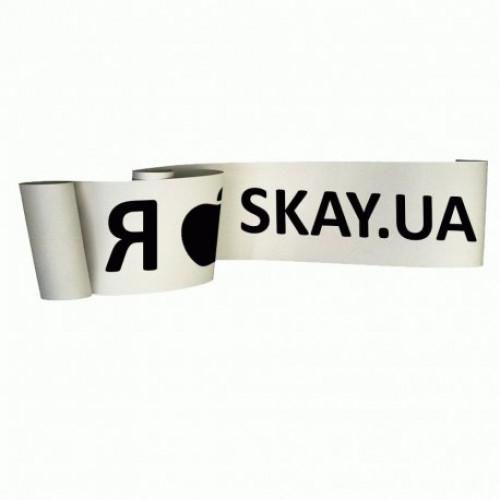 Купить Наклейка на авто Я SKAY.UA Black