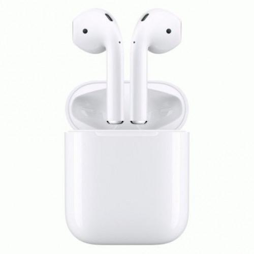 Купить Беспроводные наушники Apple AirPods (MMEF2)
