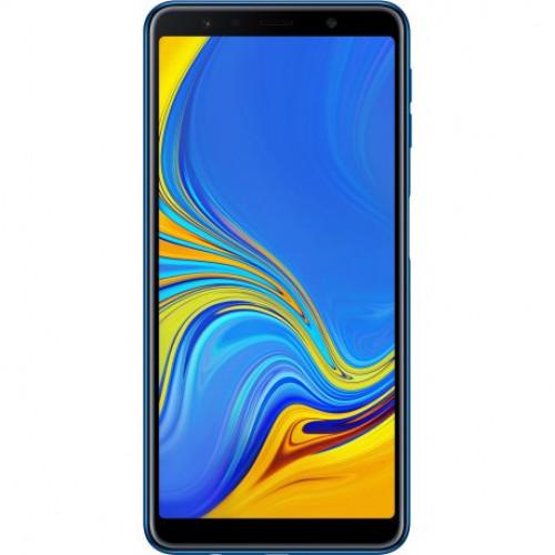 Купить Samsung Galaxy A7 (2018) Duos SM-A750 64Gb Blue