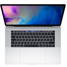 "Apple MacBook Pro 15"" Retina with Touch Bar (MR962) 2018 Silver"