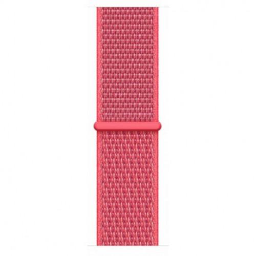 Ремешок Sport Loop Band для Apple Watch 38/40mm Hibiscus (MTLY2)