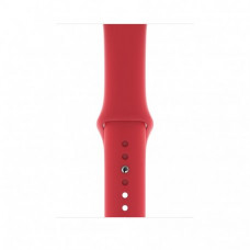 Ремешок для Apple Watch 42/44mm Sport Band (Product) Red (MU9N2)