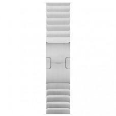 Блочный браслет Link Bracelet для Apple Watch 42mm Silver