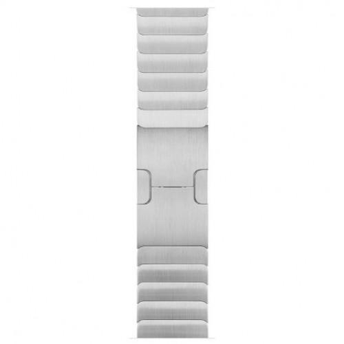 Купить Блочный браслет Link Bracelet для Apple Watch 42mm Silver
