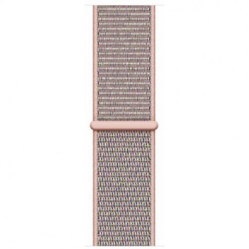 Ремешок Sport Loop Band для Apple Watch 38/40mm Pink Sand (MTLU2)