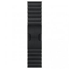 Блочный браслет Link Bracelet для Apple Watch 42mm Black
