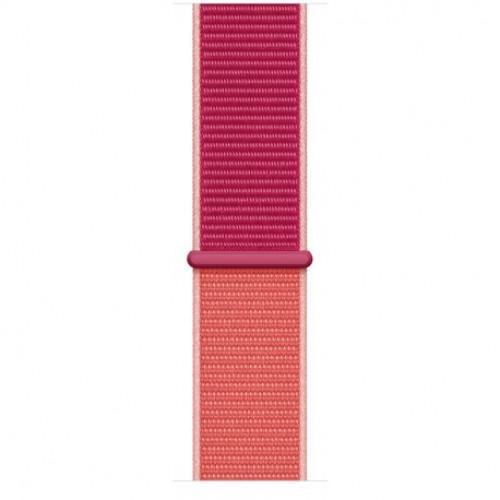 Купить Спортивный ремешок Sport Loop Band для Apple Watch 42/44mm Pomegranate