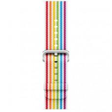 Ремешок для Apple Watch 42-44mm Woven Nylon Band Pride Edition (MRY32)