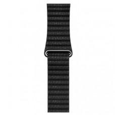 Ремешок Leather Loop для Apple Watch 38mm Black
