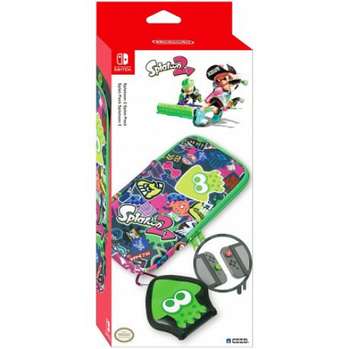 Купить Чехол Splatoon 2 Splat Pack для Nintendo Switch