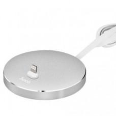 Автомобильный держатель Hoco Hoco P5 Charging Apple Silver