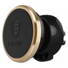 Автомобильный держатель Baseus 360 Ddegree Rotation Magnetic Car Air Vent Mount Holder Gold