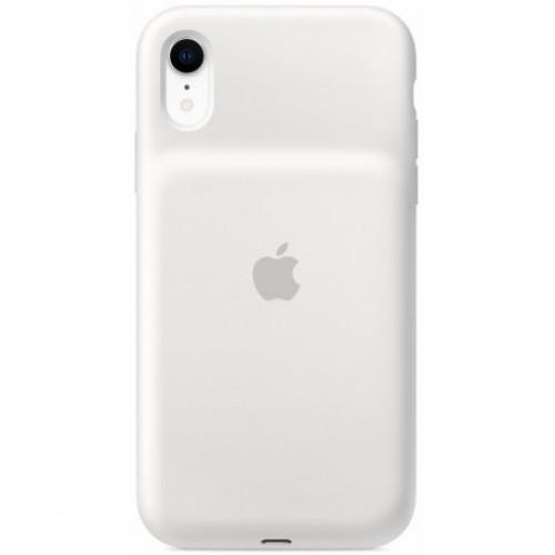 Купить Чехол Apple iPhone XR Smart Battery Case White (MU7N2)