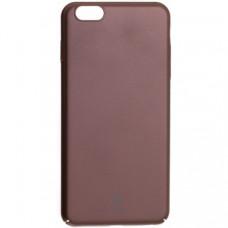 Накладка Baseus для iPhone 6/6S Pink (WIAPIPH6S-AZB)