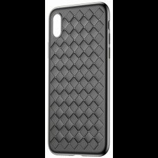 Накладка Baseus Weaving Case для Apple iPhone X/XS Black