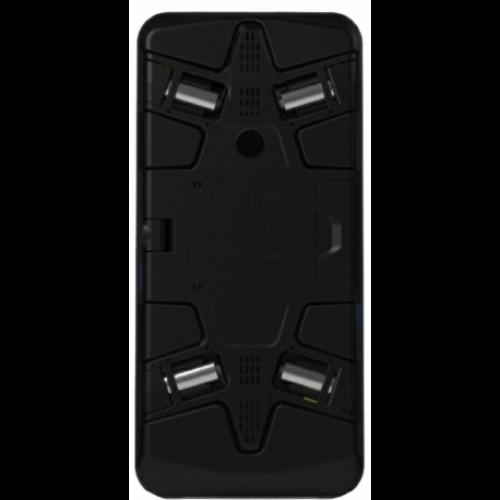 Купить Накладка Selfly для Apple iPhone XS Max Black (OS06AIXMB)
