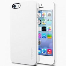 SGP iPhone 5S Case Ultra Thin Air White