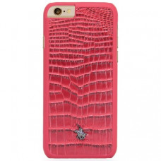 TPU накладка Polo Horseman для Apple iPhone 6 Red