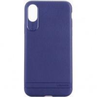 Чехол USAMS Sinja для iPhone X Dark Blue