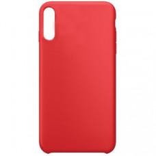 TPU накладка SMTT для Apple iPhone X Red