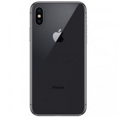 TPU накладка Kuhan для Apple iPhone X Black