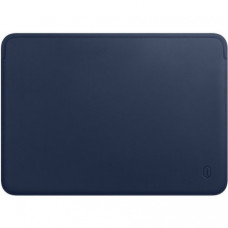 Чехол WIWU Skin Pro Leather Sleeve для MacBook Air 13 Blue