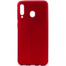 Накладка Silicone Case Rock для Samsung Galaxy M20 Red