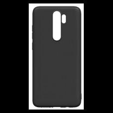 Накладка Silicone Case Rock для Xiaomi Redmi Note 8 Black
