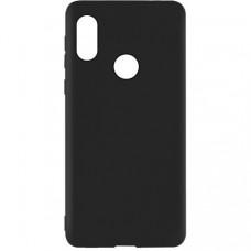 Накладка Silicone Case для Xiaomi Redmi 6 Pro Silicone Case Black