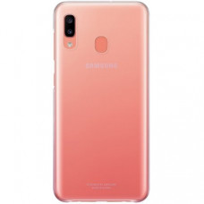 Чехол Gradation Cover для Samsung Galaxy A20 Pink (EF-AA205CPEGRU)