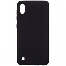 Накладка Silicone Case Rock для Samsung Galaxy A10 (2019) Black