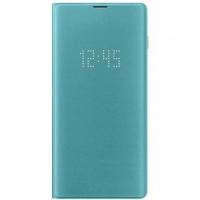 Чехол LED View Cover для Samsung Galaxy S10 Plus Green (EF-NG975PGEGRU)