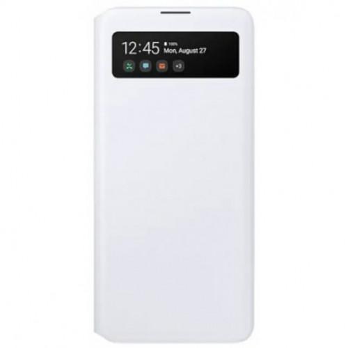 Купить Чехол Samsung S View Wallet Cover для Samsung Galaxy A51 White (EF-EA515PWEGRU)