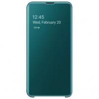 Чехол Clear View Standing Cover для Samsung Galaxy S10e (G970) Green (EF-ZG970CGEGRU)