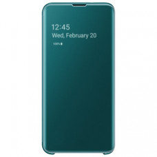 Чехол Clear View Standing Cover для Samsung Galaxy S10e (G970) Green (EF-ZG970CGEGRU)