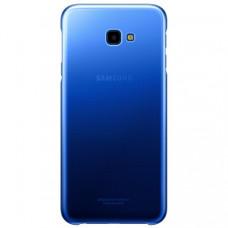 Чехол Gradation Cover для Samsung Galaxy J4 Plus J415 Blue (EF-AJ415CLEGRU)
