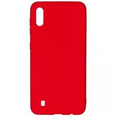 Накладка Silicone Case Rock для Samsung Galaxy A10 (2019) Red