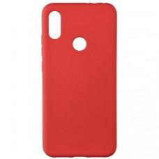 Накладка Silicone Case Rock для Xiaomi Redmi Note 7 Red