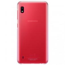Чехол Gradation Cover для Samsung Galaxy A10 Pink  (EF-AA105CPEGRU)