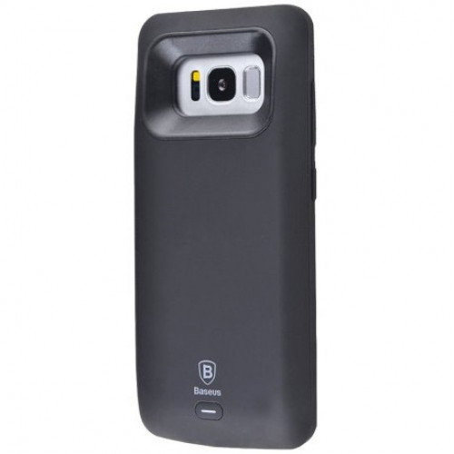 Чехол-аккумулятор Baseus PowerCase 5500 mAh для Samsung Galaxy S8 Plus Black