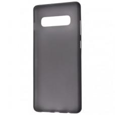 Накладка G-Case Cover Couleur Series для Samsung Galaxy S10 Plus Black