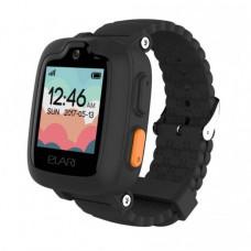 Детские смарт-часы Elari KidPhone 3G с GPS-трекером и видеозвонками Black (KP-3GB)
