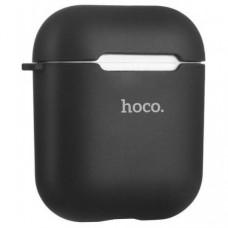 Чехол Hoco TPU Case для Apple AirPods Black