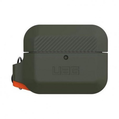 Чехол Urban Armor Gear (UAG) для AirPods Pro Olive Drab/Orange