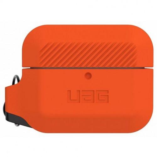 Чехол Urban Armor Gear (UAG) для AirPods Pro Orange/Black