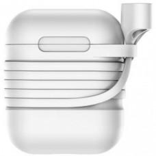 Чехол Baseus Silicone Case для Apple AirPods Gray (TZARGS-G2)