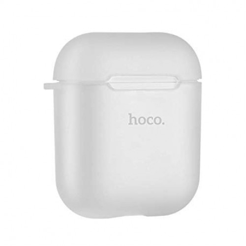 Купить Чехол Hoco TPU Case для Apple AirPods Transparent