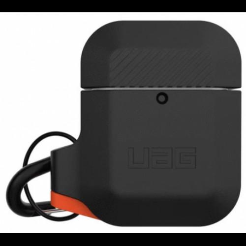 Купить Чехол Urban Armor Gear (UAG) для AirPods Black/Orange